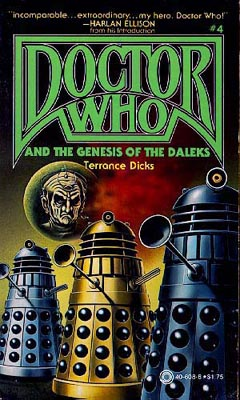 Genesis of the daleks 1979 us