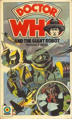 Giant robot 1975 target