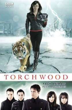 Torchwood pack animals