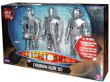 Age of Steel (The Tenth Planet, Tomb of the Cybermen & The Invasion)