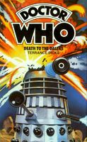 Death to the daleks hardcover