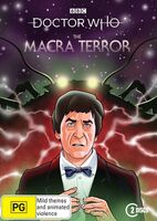 The Macra Terror (DVD)/Australia