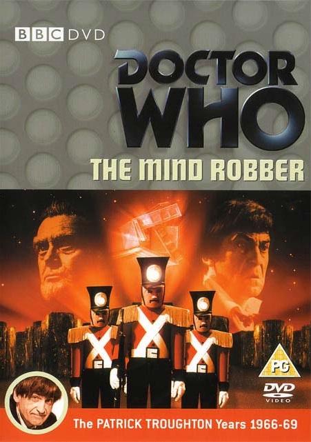 Mind robber uk dvd