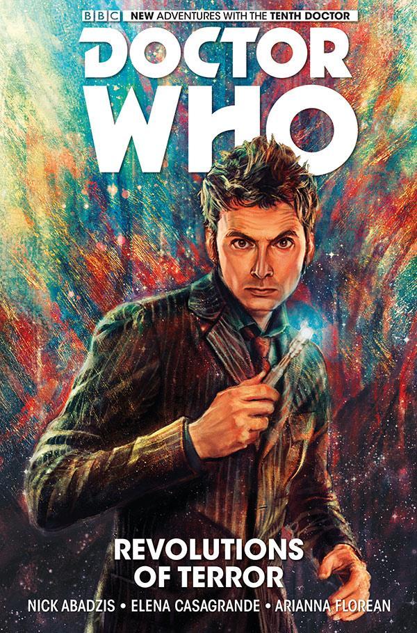 Tenth doctor volume 1 revolutions of terror