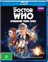 Spearhead from Space (Blu-ray)/Australia