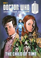 Child of time panini graphic novel