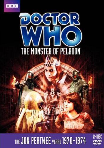 Monster of peladon us dvd