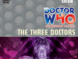 The Three Doctors (DVD)