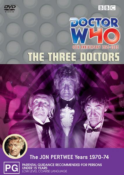Three doctors australia dvd