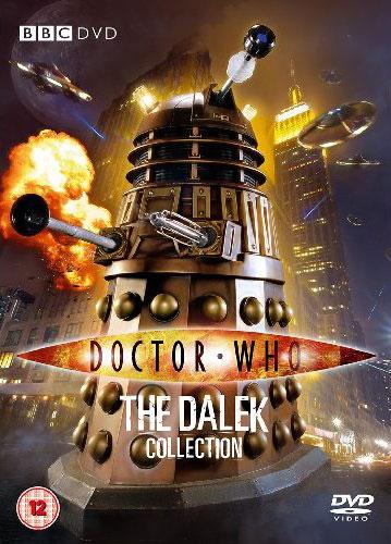 Dalek collection 2009 uk dvd