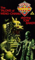 Talons of weng chiang uk vhs