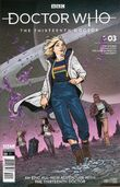 Thirteenth doctor issue 3a