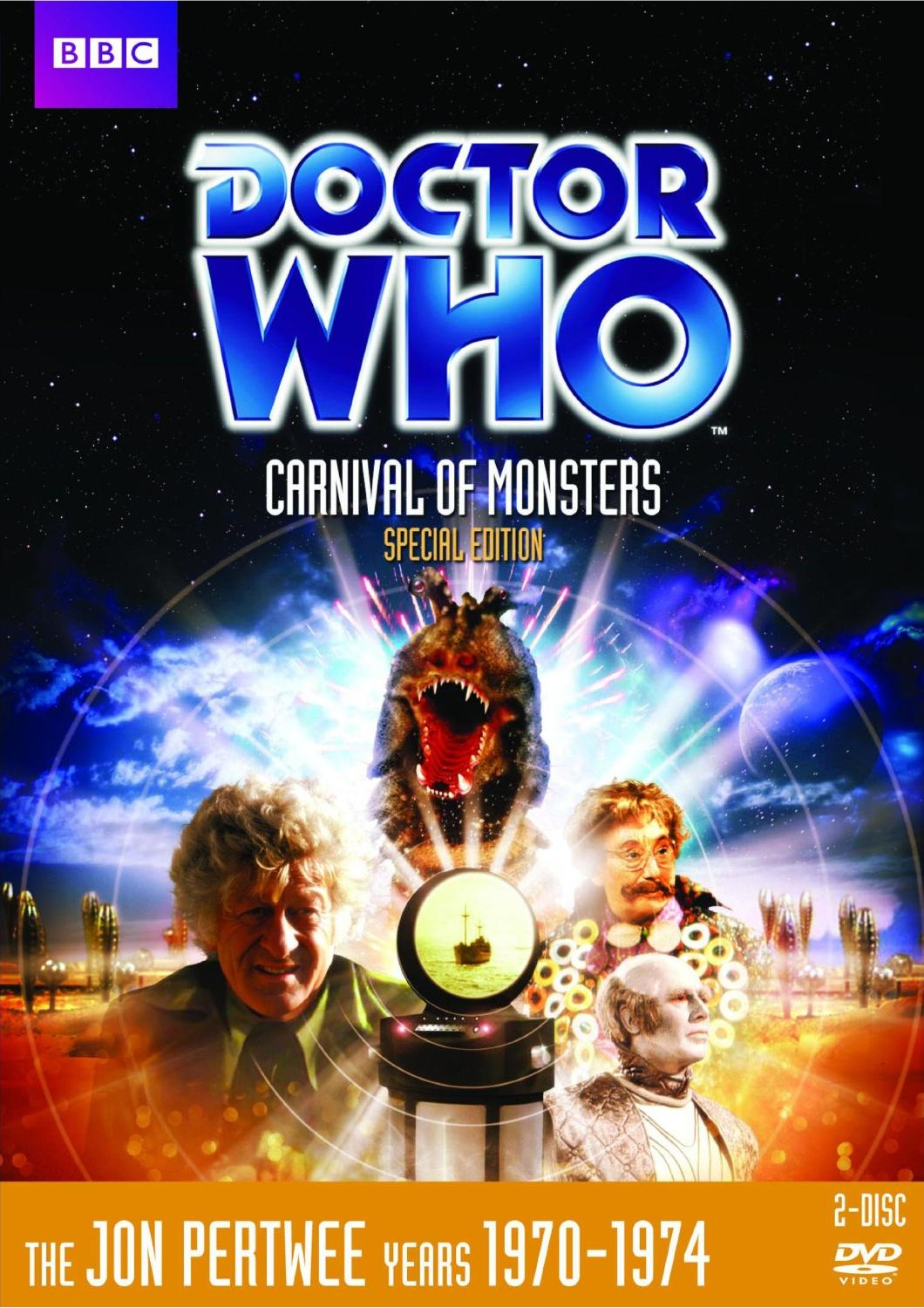 Carnival of monsters special edition us dvd