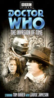 Invasion of time us vhs