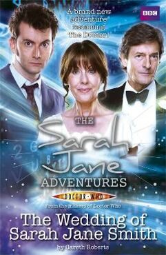 Wedding of sarah jane smith novelisation