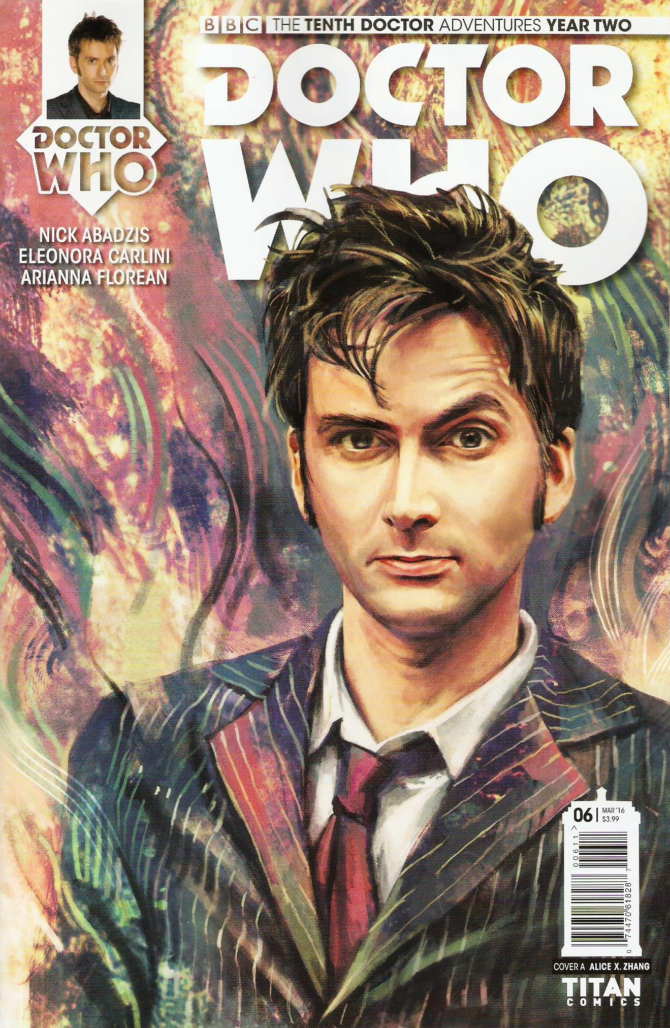 Tenth doctor year 2 issue 6a