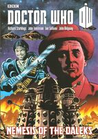 Nemesis of the daleks panini graphic novel