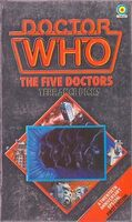Five doctors first edition target
