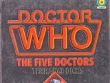 The Five Doctors (novelisation)