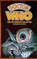 Terror of the autons hardcover