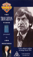 Troughton years australia vhs