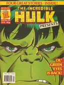 Incredible hulk presents 8