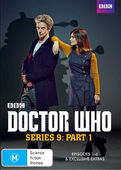Series 9 part 1 australia dvd
