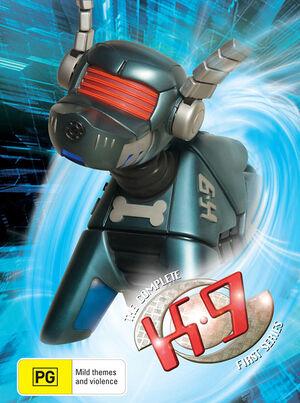 K9 complete first series australia dvd
