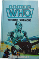 Kings demons hardcover