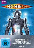 The Complete Second Series (DVD)/Germany steelbook