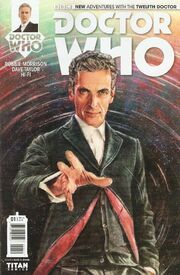 Twelfth doctor issue 1a