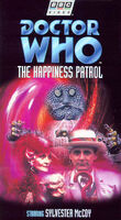 Happiness patrol us vhs