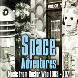 Space adventures cd