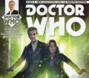 The Twelfth Doctor - Issue 16: 2015 Holiday Special
