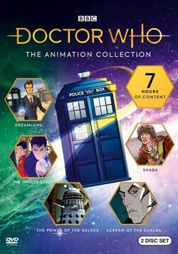 Animation collection us dvd