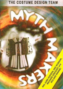 Myth makers costume design team dvd