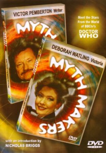 Myth makers deborah watling victor pemberton dvd