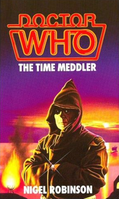 Time meddler hardcover