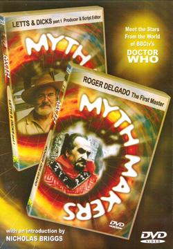 Myth makers roger delgado letts dicks part 1 dvd
