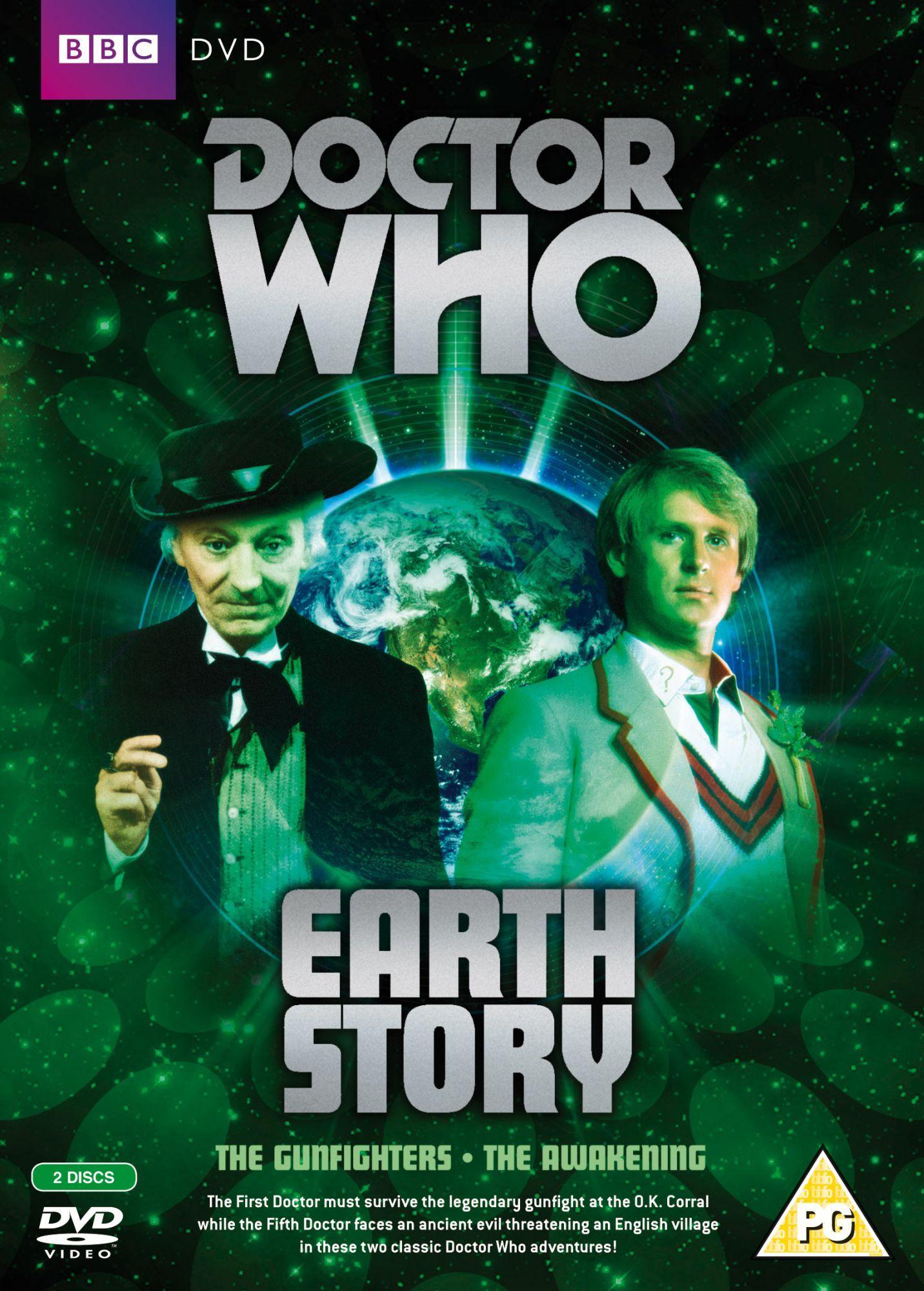 Earth story uk dvd