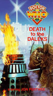Death to the daleks us vhs