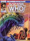 Doctor who magazine 1985 summer special classic