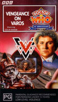 Vengeance on varos australia vhs
