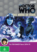 Hand of fear australia dvd
