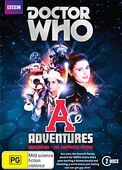 Ace adventures australia dvd