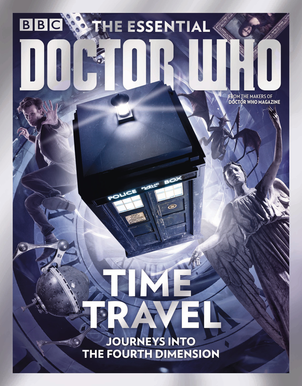 Essential doctor who issue 12 time travel
