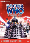 Destiny of the daleks us dvd