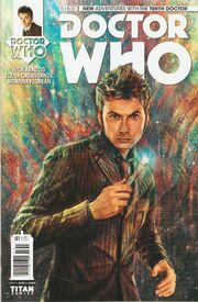 Tenth doctor issue 1a