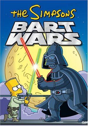 Simpsons bart wars us dvd