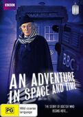Adventure in space and time australia dvd